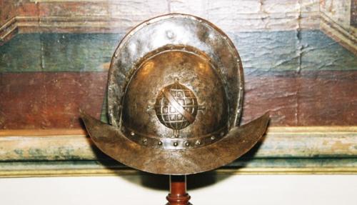 7. Portuguese helmet